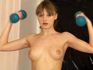 Nackt treiben frauen sport Nackt Sport